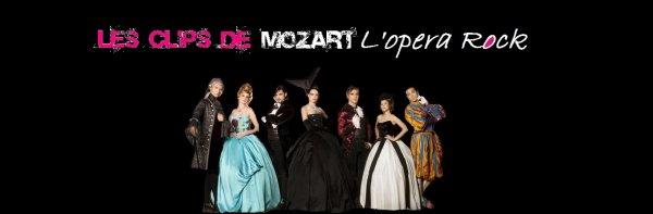 Les clips de Mozart L'opera Rock