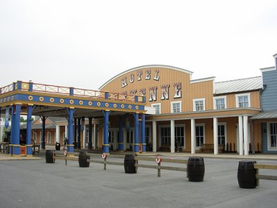 hotel cheyenne a 430euros  les 2 personnes