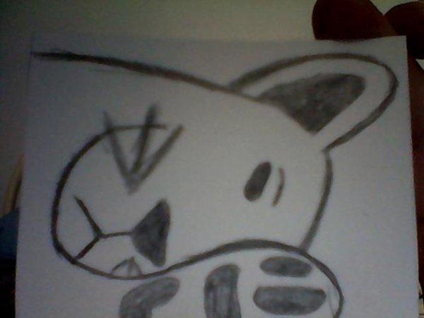 Encore un de mes dessins