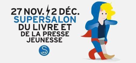 Salon du livre et de la presse jeunesse de Montreuil - Samedi 30/11