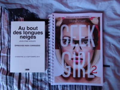 In My Mailbox #3 - Juin