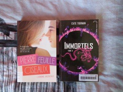 In My Mailbox #4 - Juillet