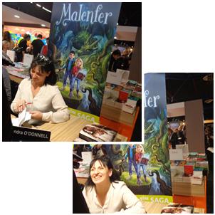 Salon du livre et de la presse jeunesse de Montreuil - Samedi 29/11