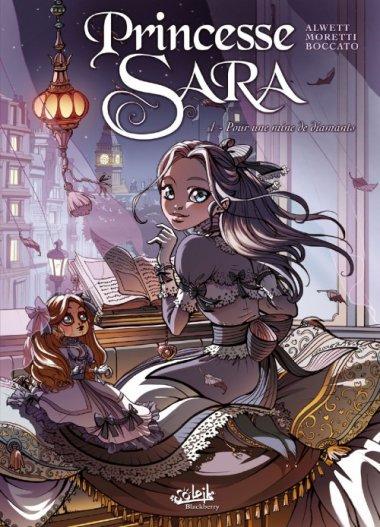 Princesse Sara, tome 1