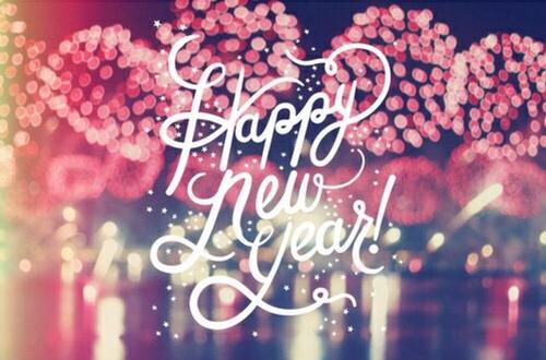 ✨ Au revoir 2015, Bonjour 2016...Bonne année à tous ♥ ✨