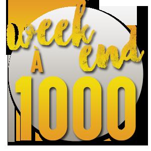 Challenge Week-end à 1000 - session #13