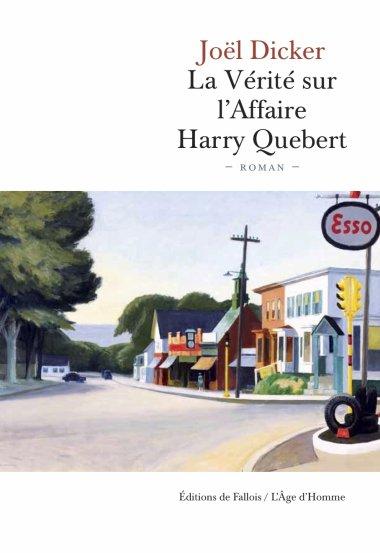 La Vérité sur l'Affaire Harry Quebert [Lecture scolaire]