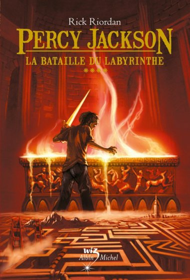 Percy Jackson, tome 4