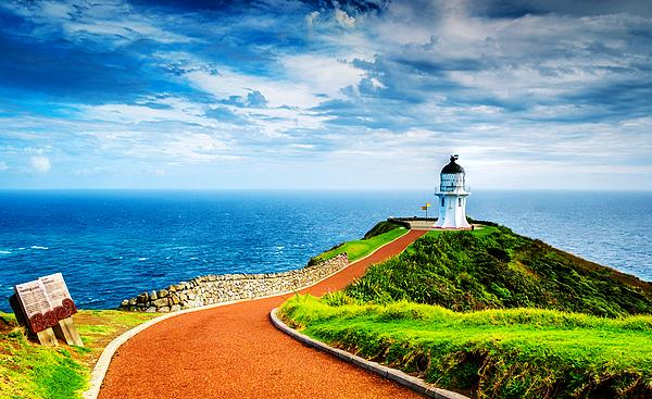 Wonders of NEW ZEALAND: the Te Paki sand dunes & the Cape Reinga