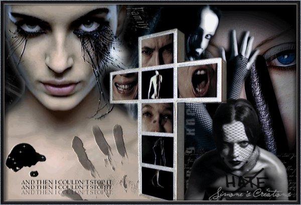 Des Femmes  Gothiques                  (2784)