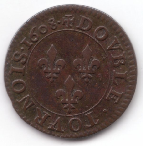 Les Monnaies à travers l'Histoire de France (7794)
