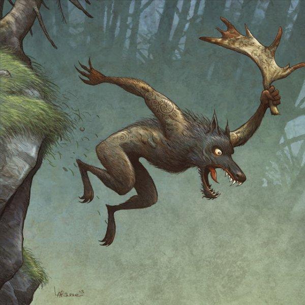 Des Créatures Légendaires   (8858)