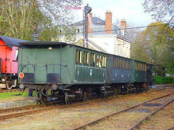 Des Trains Touristiques  (8546)