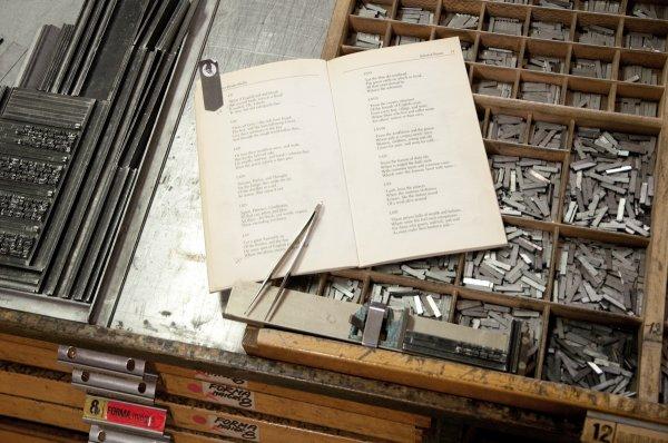 Mon Ancien Métier  /  Typographe   (11390)
