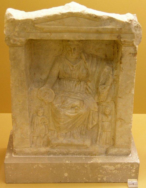 Déesse et Dieu Romain (11632)