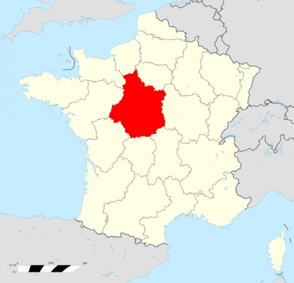 Les Régions de France (11592)