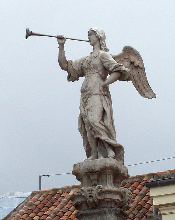 Déesse et Dieu Romain (8103)