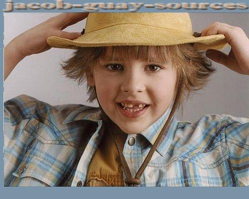 trop mignon jacob à 7 ans