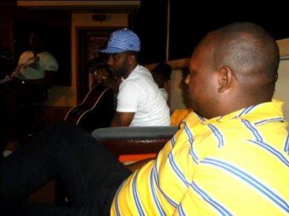 Fally Ipupa est le deuxième artiste à intervenir dans l'album MBONGE !!!