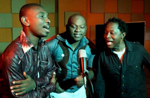 Tournage du clip de MOTEMA MABE en feat avec LOKUA KANZA