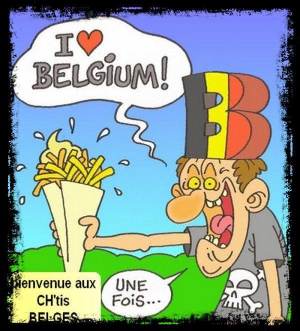 SEMAINE BELGE !!!!