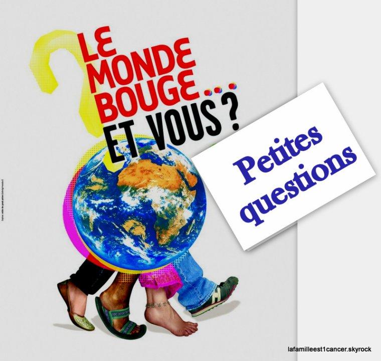 ET SI ON CHANGEAIT LE MONDE !!