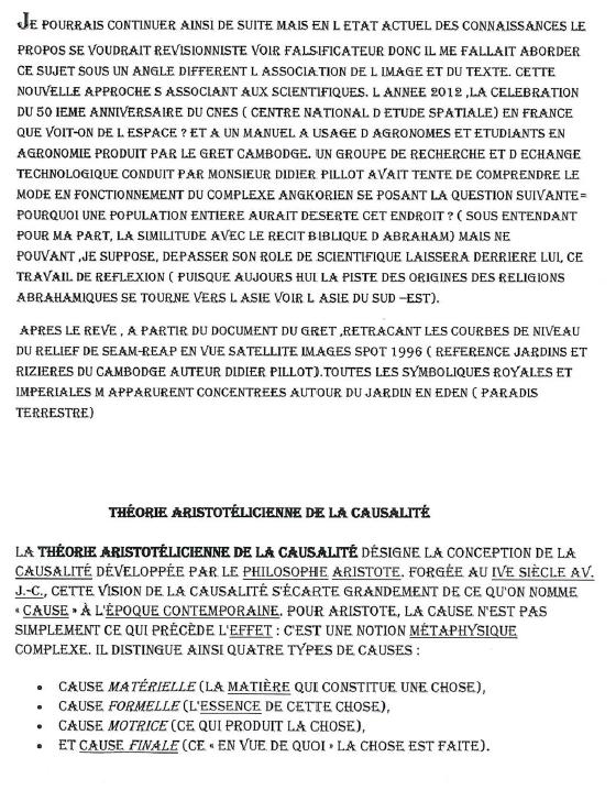 LE CYCLE DE L' ABSURDE