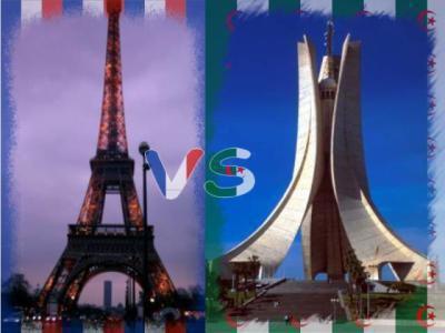L'algère vs La France