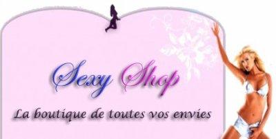 Les logos de Sexy Shop