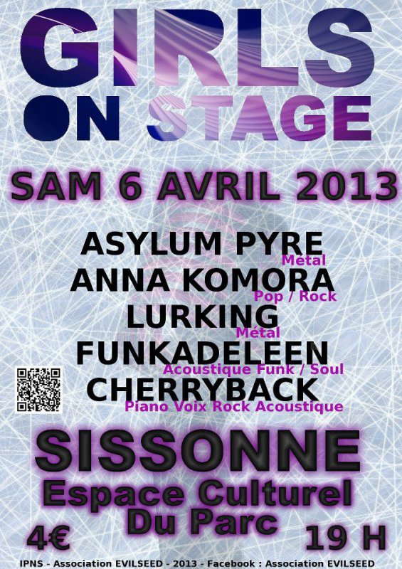 Girls on Stage Festival !