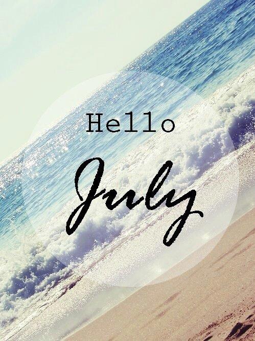 On est en Juillet, On est en Juillet!