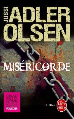 """""""Miséricorde"""", Adler Olsen"""