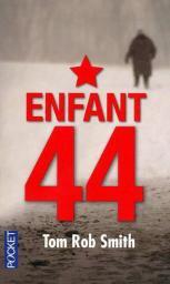 """Enfant 44"", Tom Rob Smith"