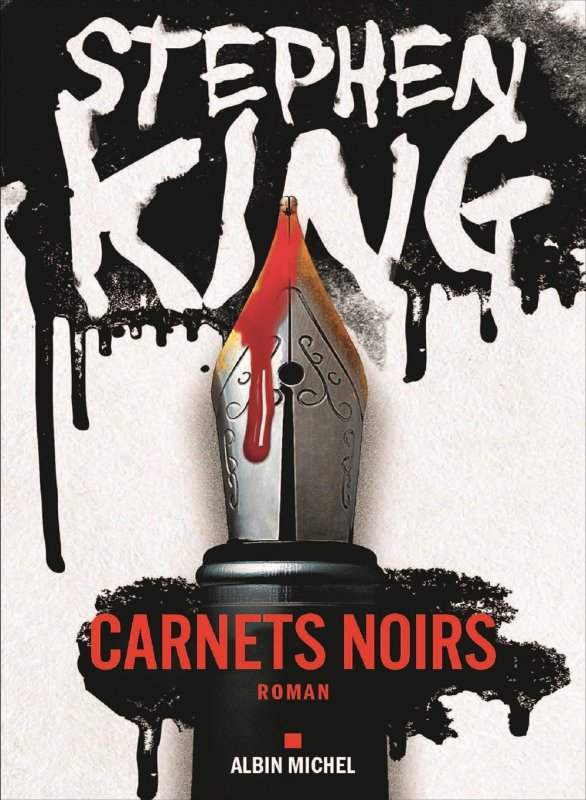"""Carnets noirs"", Stephen King"