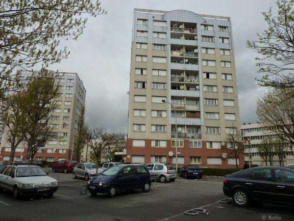 Asnières-sur-Seine : Les Quartiers Nord (ZRU) - Cités des Hauts de ...