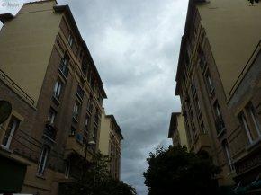 Colombes : Rue de Strasbourg