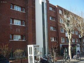 Meudon : Rue de Belgique