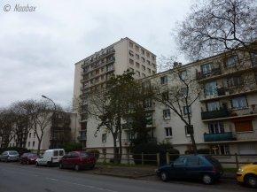 Bagneux : Square de la Prémontière