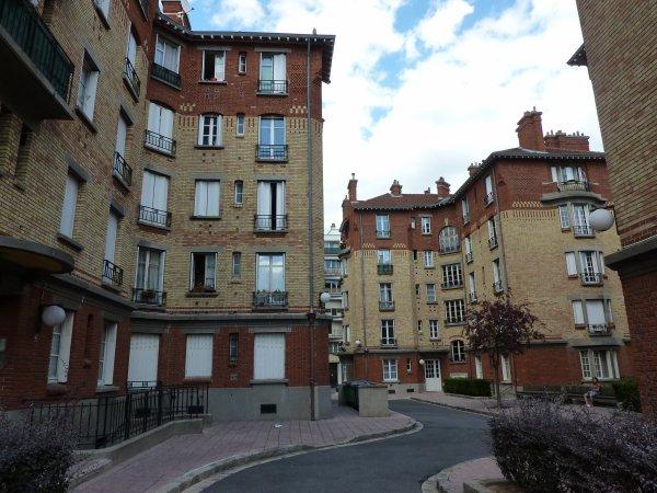 Suresnes : La Cité Jardin