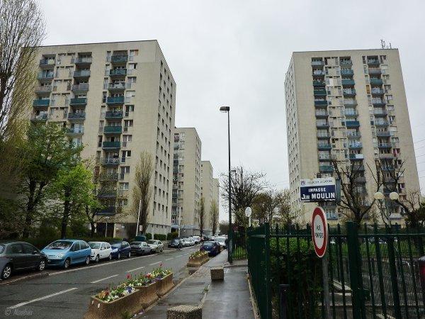 Villeneuve-la-Garenne : La Villeneuve