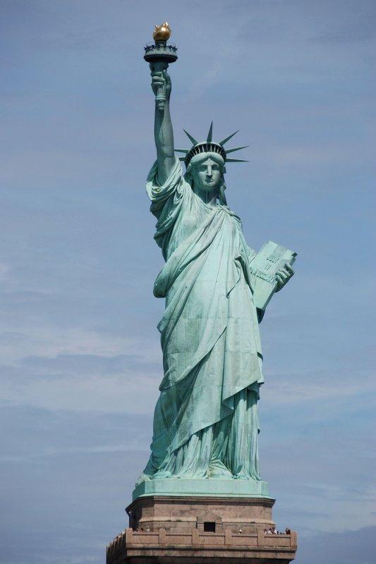 Ideal Voir la Statue de la Liberté gratuitement - Blog de go-to--USA OT94