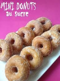 La recette Donuts Sucre.