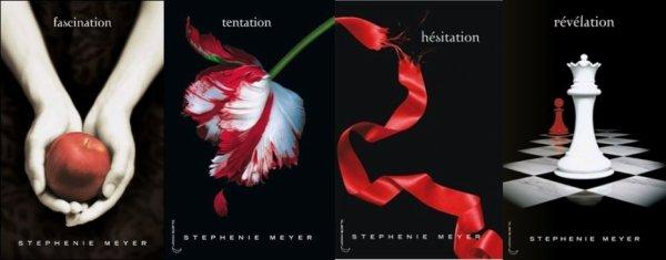 Twilight / Appel du sang / Les âmes vagabondes