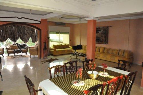 villa luxe marrakech neuve
