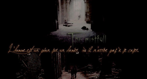 MistFall, je de rôle sur la saga Harry Potter.