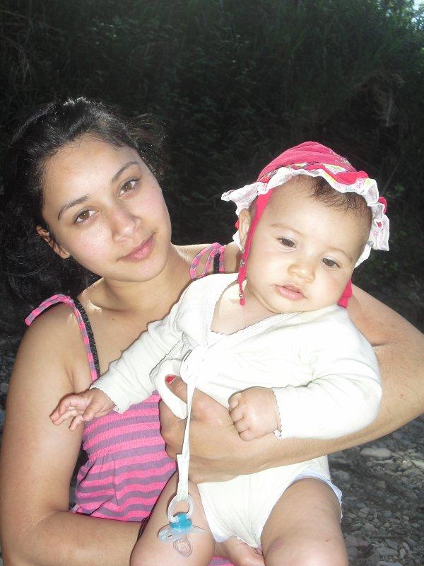 ma bel soeur et sa fille