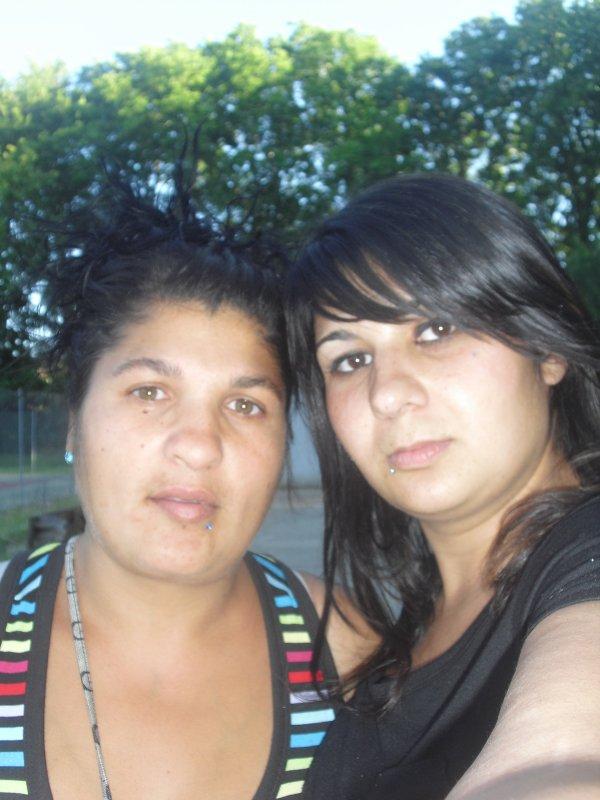 moi et ma bel soeur