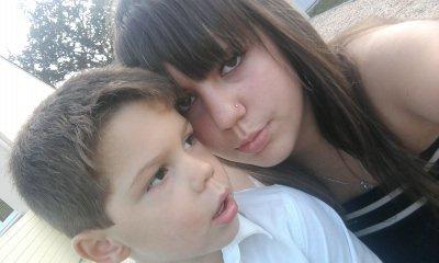 P'tit frère ♥  Qù0ii d£ + iimp0rtann K'La Famiille?!! =O