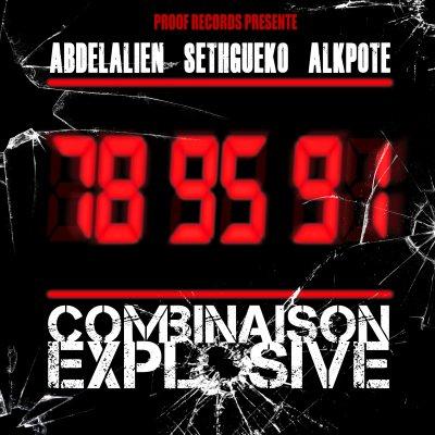 Carte De Visite Combinaison Explosive Feat Seth Gueko Et Alkpote 2011