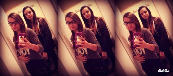 Ma vie,mon amour de meilleure amie.♥♥